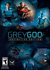 Grey Goo: Definitive Edition [Online Game Code]