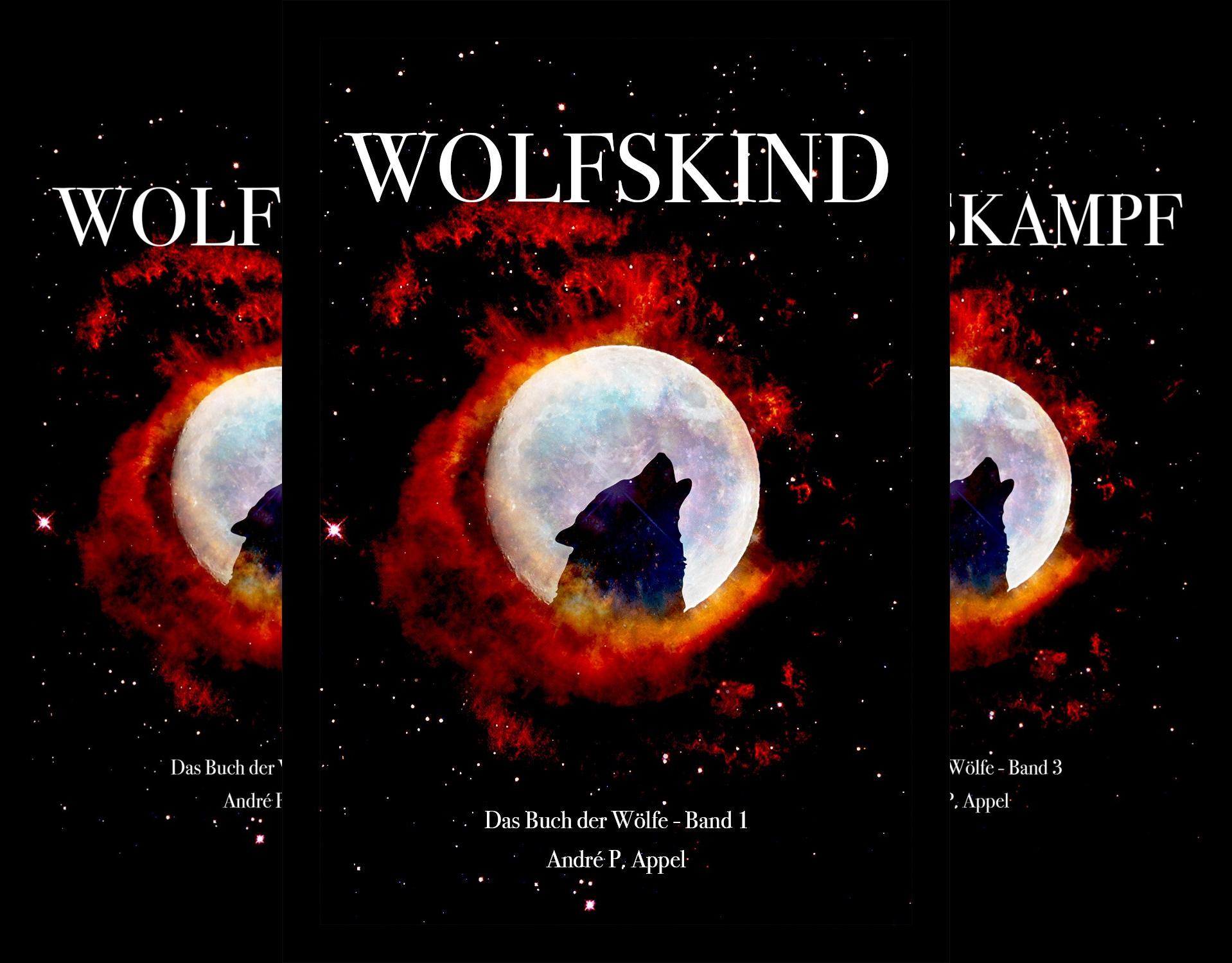 Das Buch der Wölfe (Reihe in 3 Bänden)