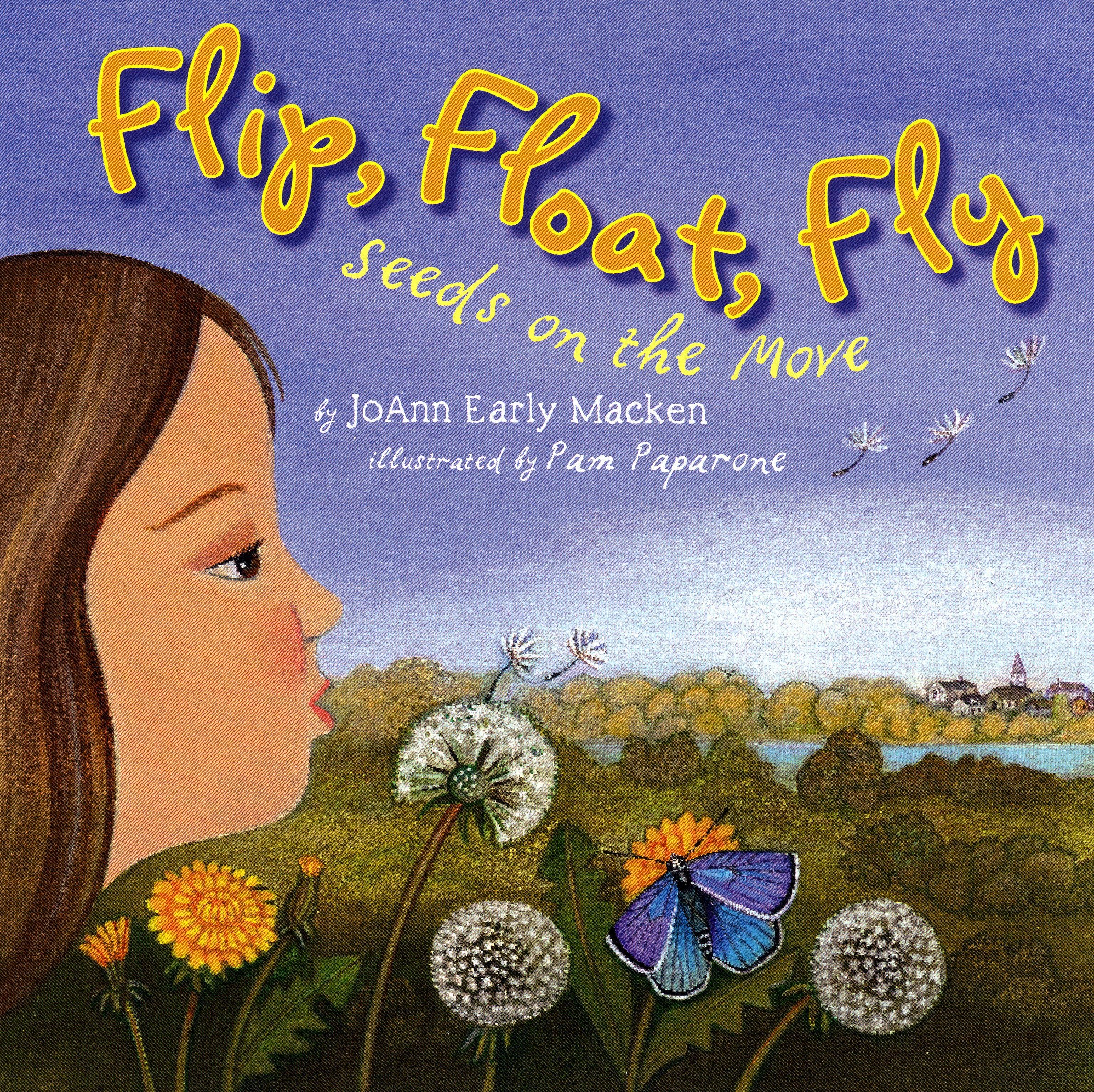 Download Flip, Float, Fly: Seeds on the Move pdf