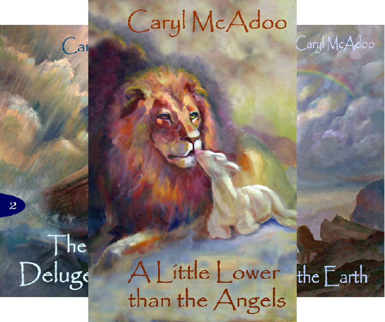 Caryl McAdoo Hebrew Bible (Old Testament) Biographies