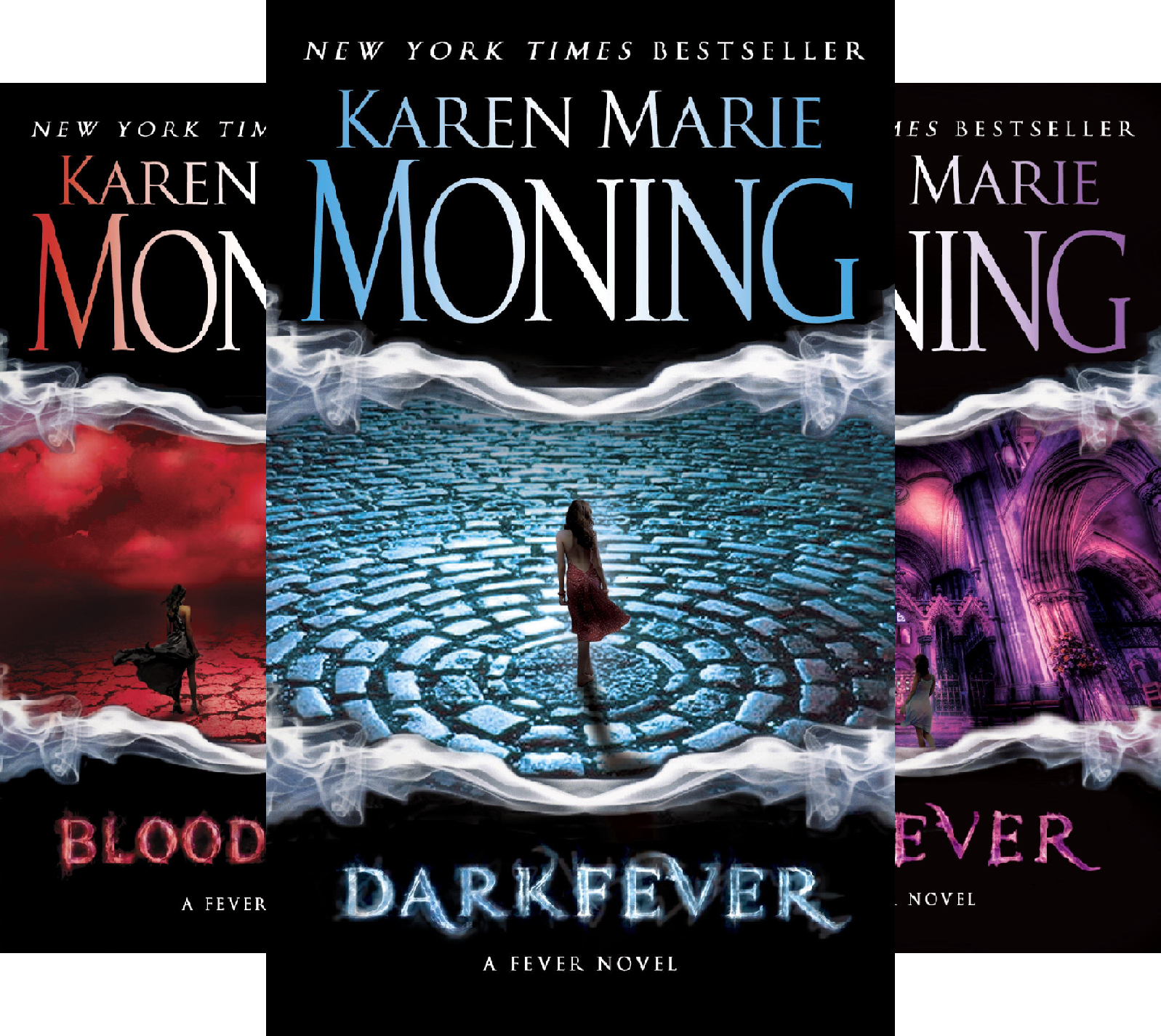 Fever (10 Book Series)