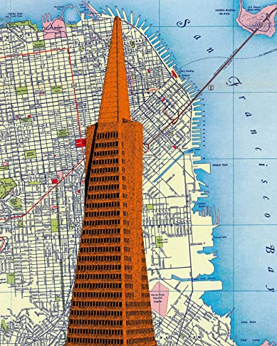 Amazon.com: Transamerica Pyramid San Francisco Street Map ... on san francisco fog forecast, san francisco housing projects 1950, san francisco shopping district, paris street map printable, old san juan tourist map printable, cambridge street map printable, san francisco bay area redwood, yuma street map printable, houston street map printable, san francisco water rationing, san francisco general hospital potrero, berkeley california map printable, las vegas street map printable, san francisco ca tourist attractions, san francisco neighborhoods to avoid, east lansing street map printable, san francisco public transportation system, new orleans street map printable, san francisco tourism, downtown raleigh street map printable,