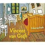 Coloring Book Vincent Van Gogh (Colouring Books)