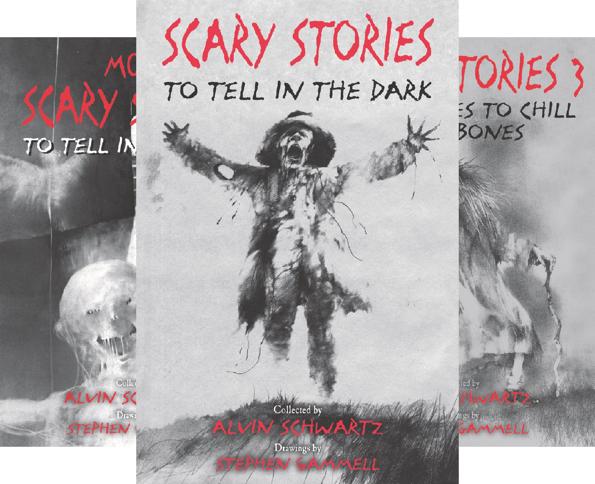 Scary Stories (3 Book Series) (More Scary Stories To Chill Your Bones)
