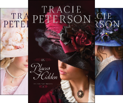 Golden Gate Secrets (3 Book Series) by  Tracie Peterson