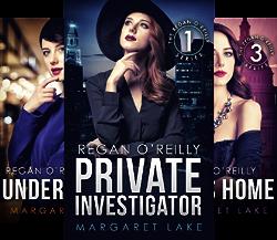 Regan O'Reilly (4 Book Series) by  Margaret Lake