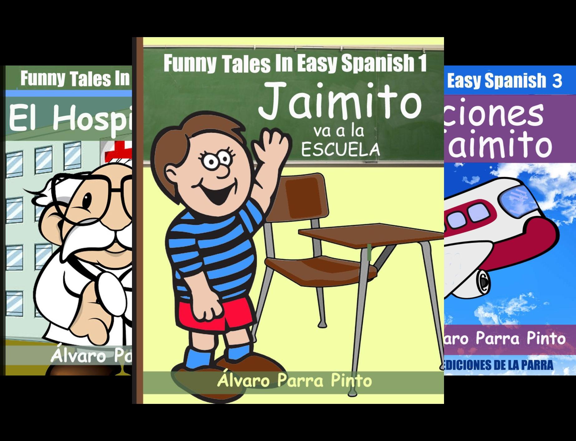 Spanish for Beginners Series