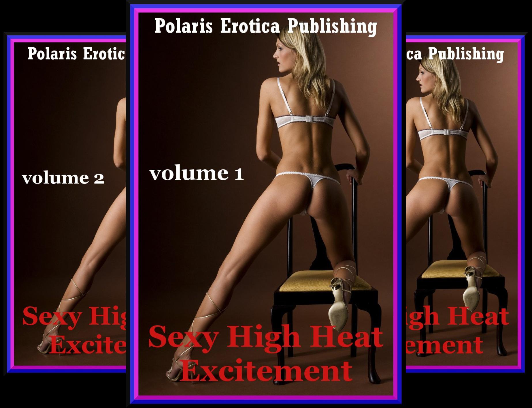 Sexy High Heat Excitement (8 Book Series)