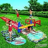 Banzai Aqua Blast Inflatable Obstacle Course