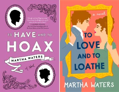 Martha Waters The Regency Vows Series [Books 1-2]
