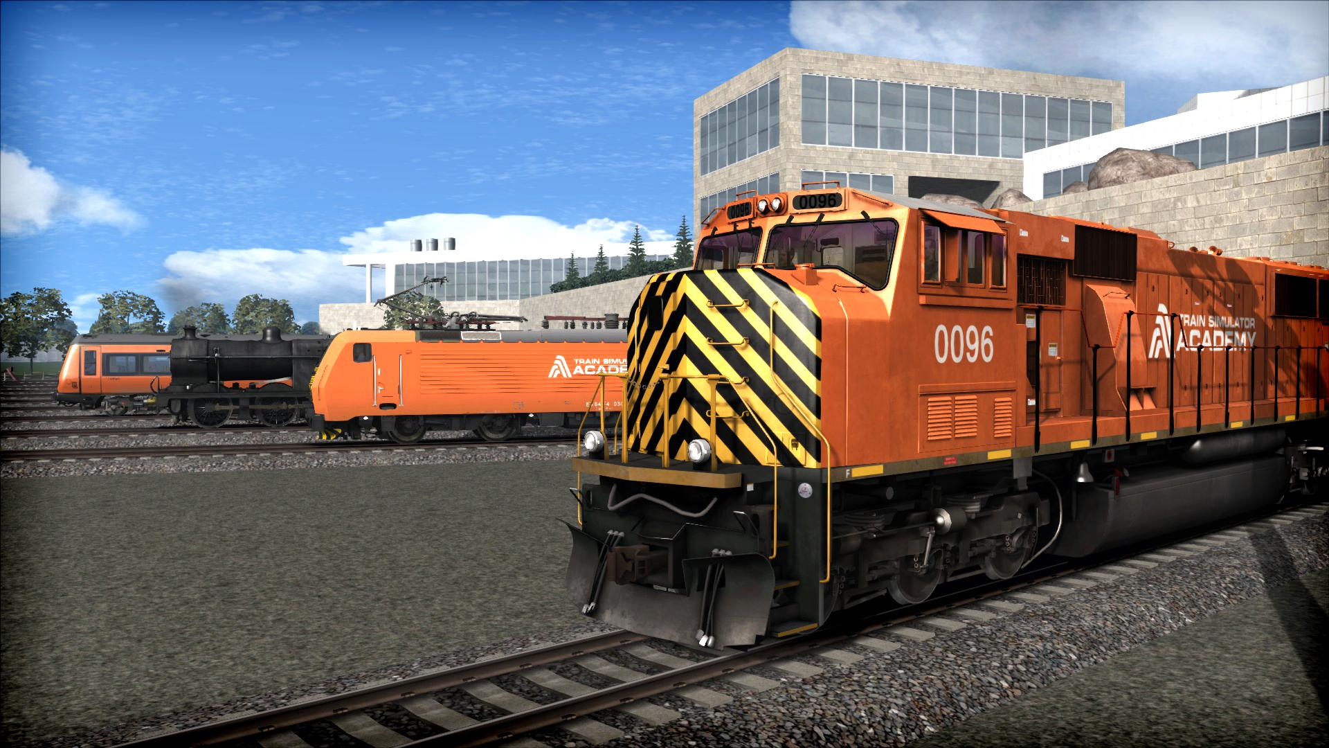 Train Simulator Online Spielen