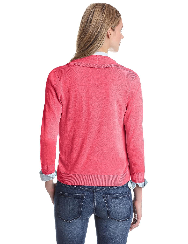 e9633944e1b Chaus Women s 3 4 Sleeve Open Front Cardigan