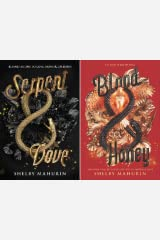Serpent & Dove (2 Book Series) Kindle Edition