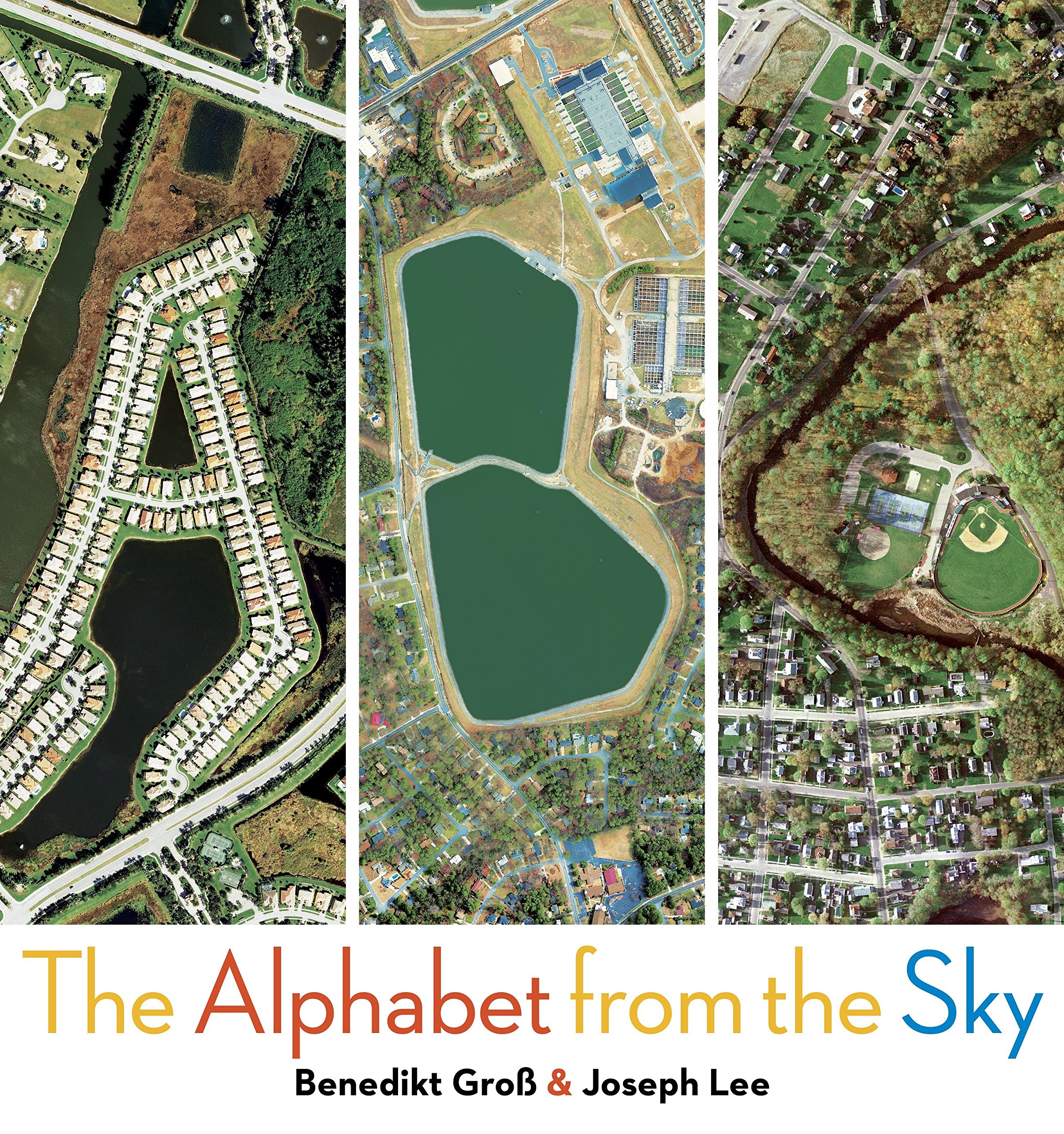 ABC: The Alphabet from the Sky by imusti