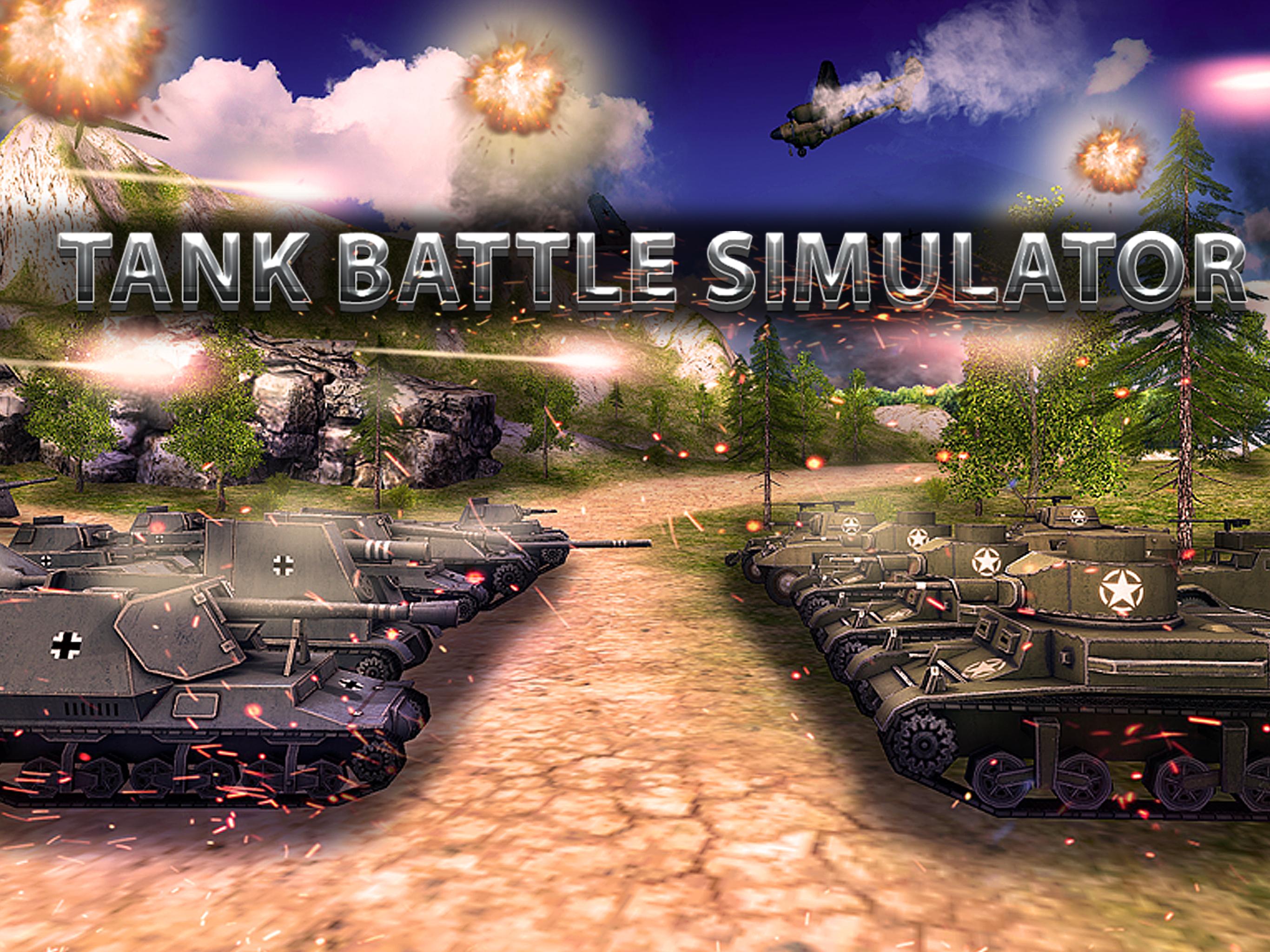 Amazon com: WWII Tanks Battle Simulator [Download]: Video Games