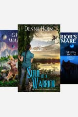 Immortal Warriors (4 Book Series) Kindle Edition