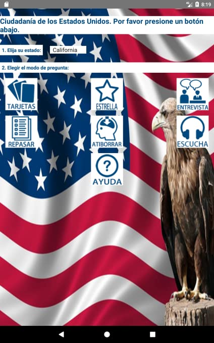 Examen de Ciudadanía de EE. UU.