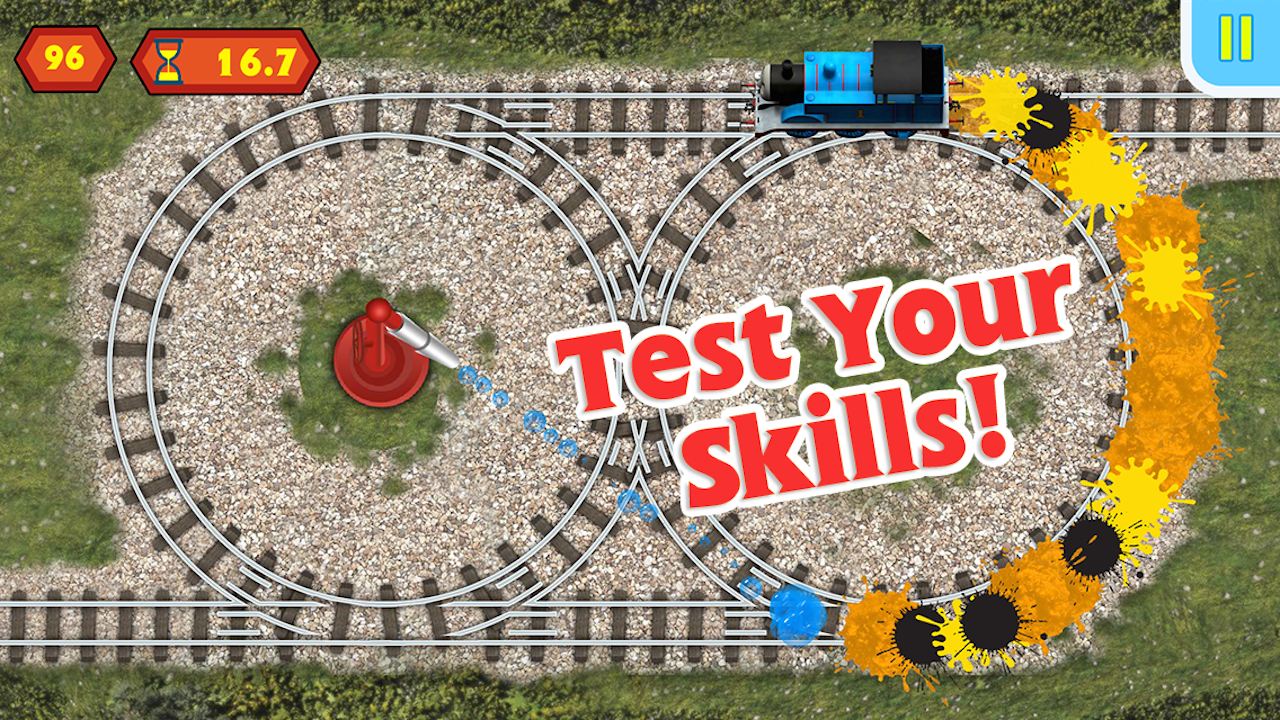 Amazon.com: Thomas & Friends: Spills & Thrills Game Pack: Appstore for Android