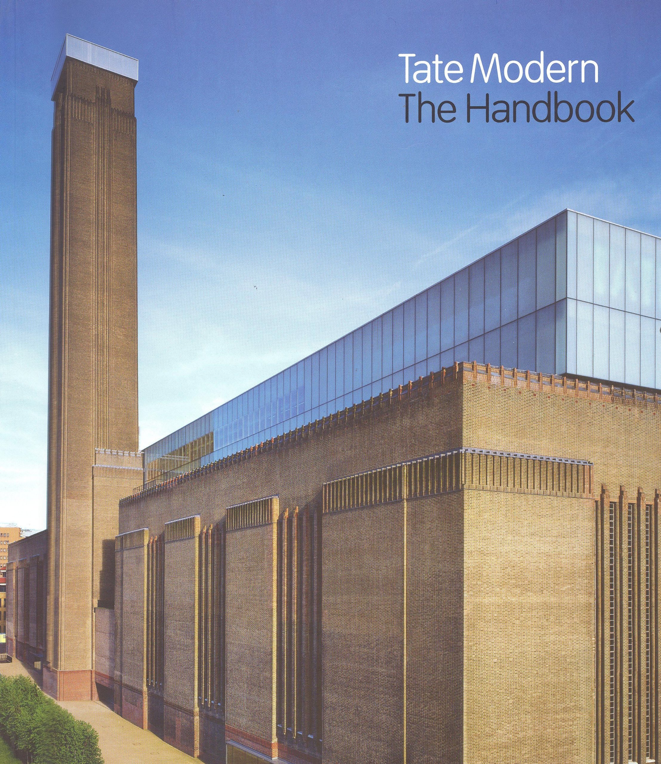 Read Online Tate Modern: The Handbook ebook