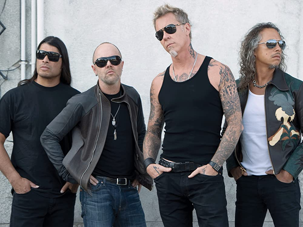 be4d349181 Metallica on Amazon Music