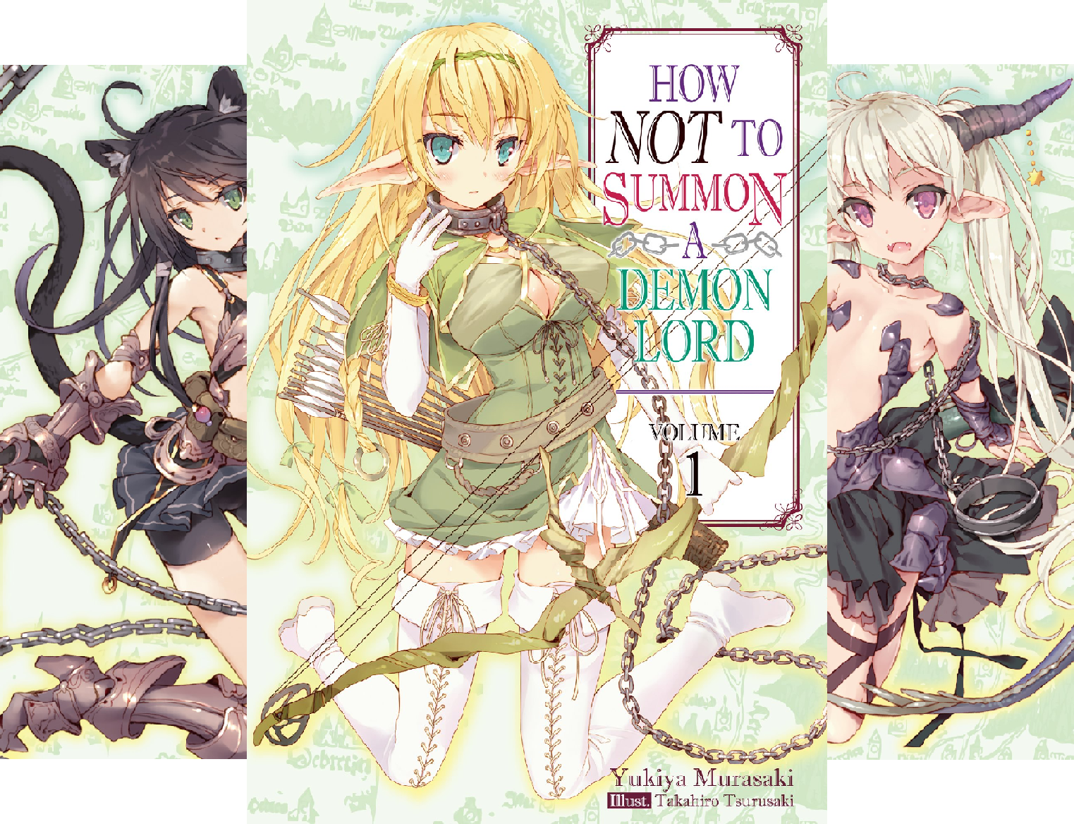 How NOT to Summon a Demon Lord (6 Book Series)