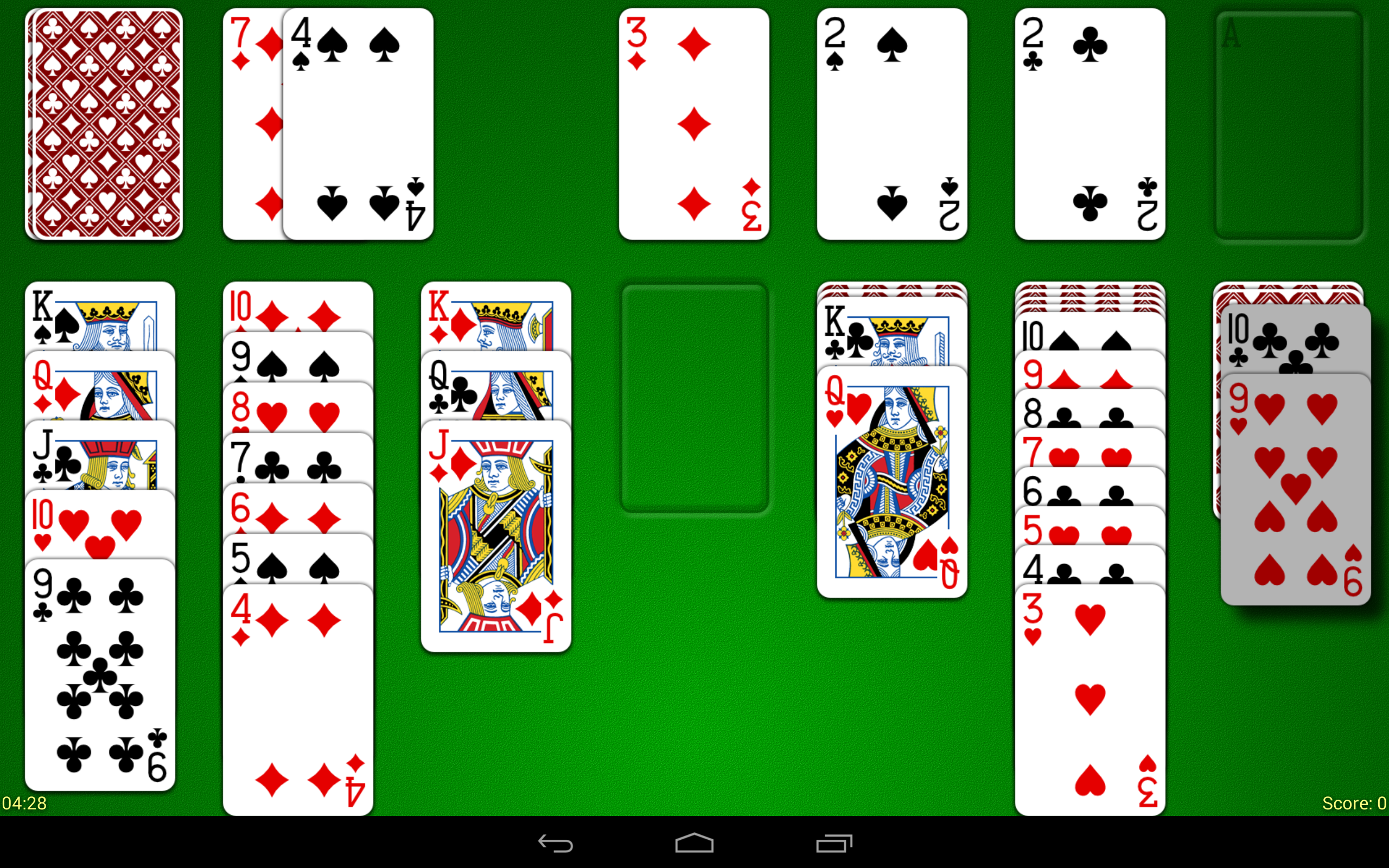 Freeware Solitaire