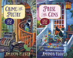 A Magical Bookshop Mystery (2 Book Series) by  Amanda Flower