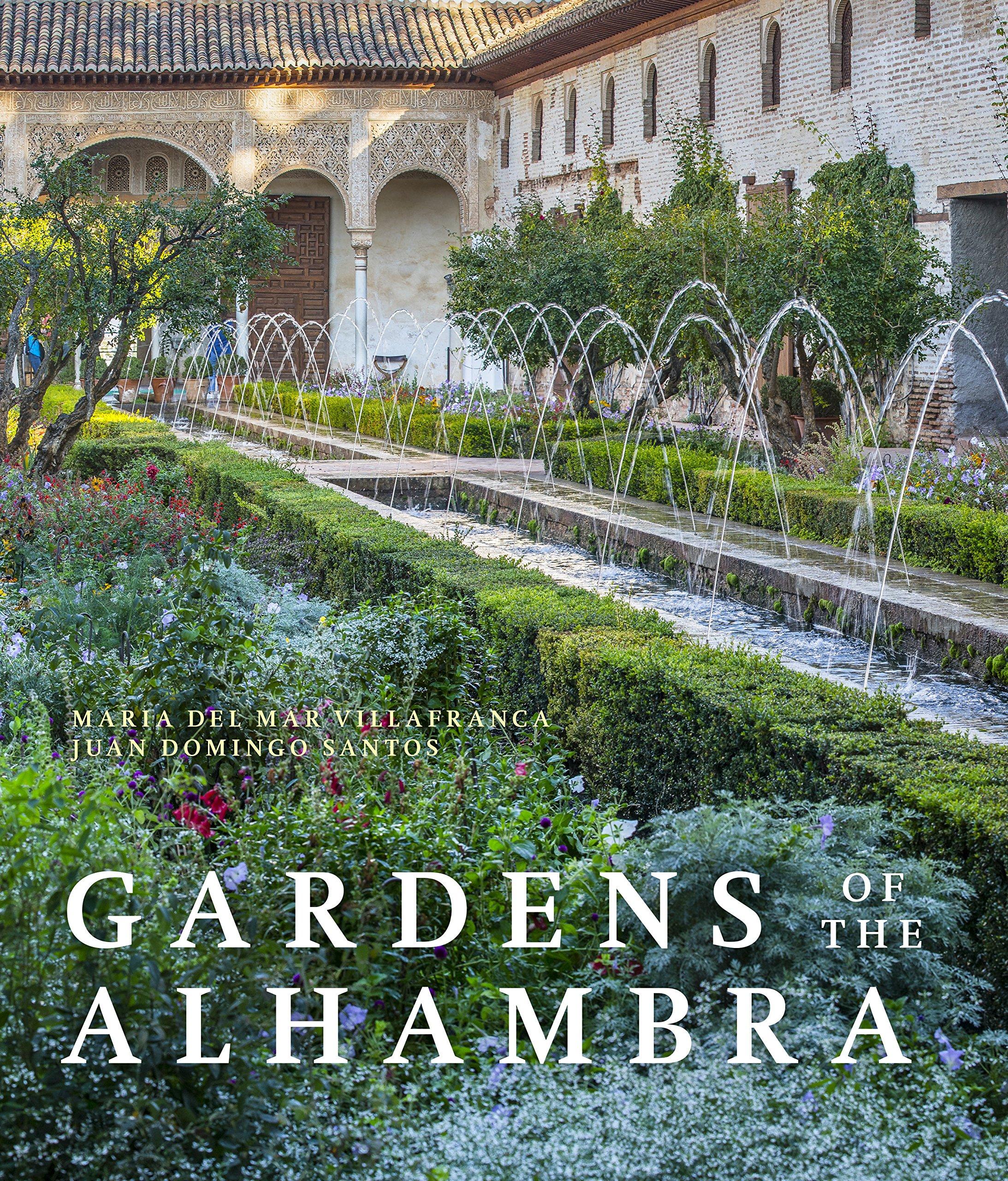 gardens of the alhambra maria del mar villafranca jiménez juan