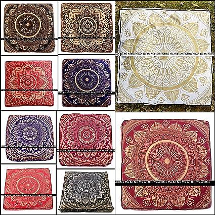 Amazon.com: The Art Box 10 piezas de almohadas grandes ...