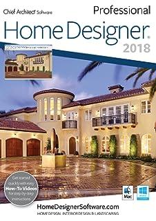 Amazon.com: Home Designer Professional 2017 [PC] [Download]: