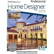 Home Designer Pro 2018 - Mac Download [Download]