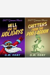 24/7 Demon Mart Stories (2 Book Series) Kindle Edition