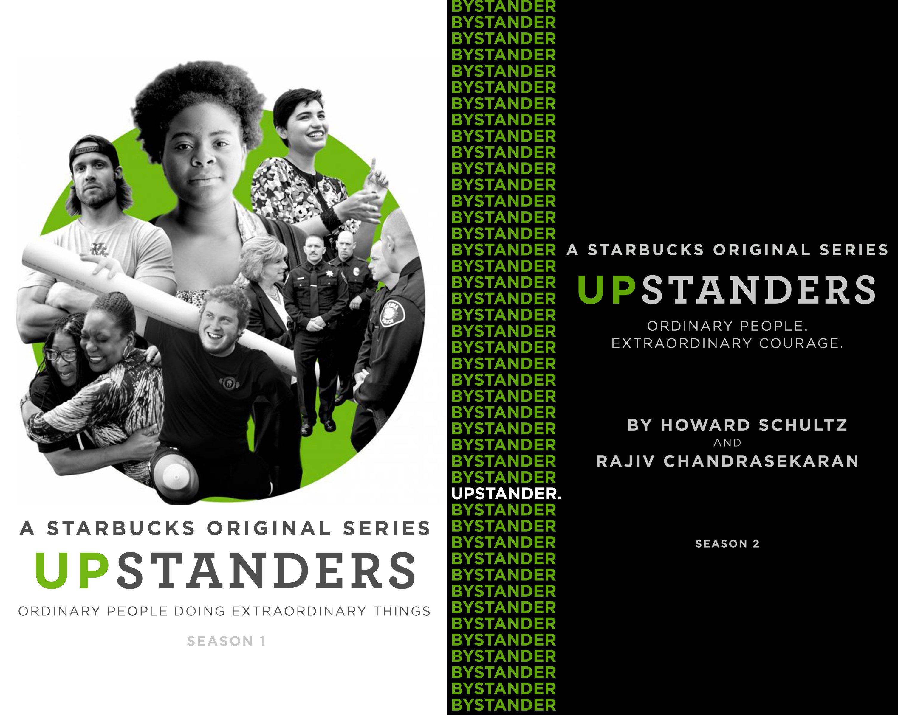 Upstanders (2 Book Series)