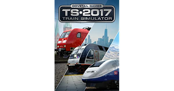 Dovetail games train simulator 2017 download