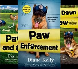 A Paw Enforcement Novel (7 Book Series) by  Diane Kelly