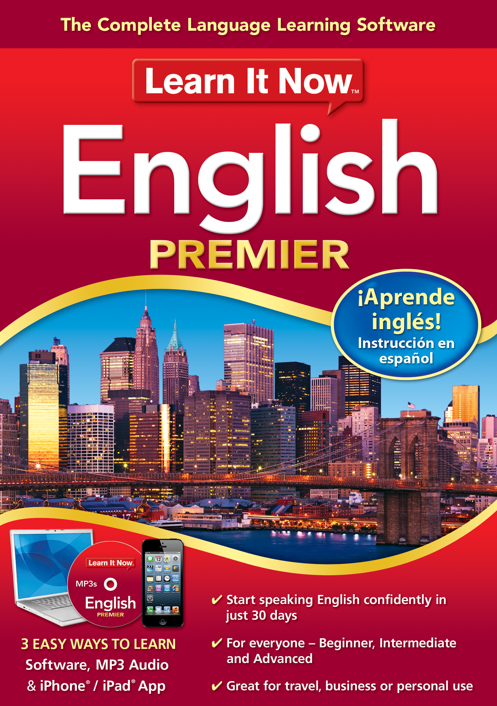 Learn It Now English Premier [Download] by Nova Development