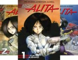 Battle Angel Alita (Issues) (9 Book Series)