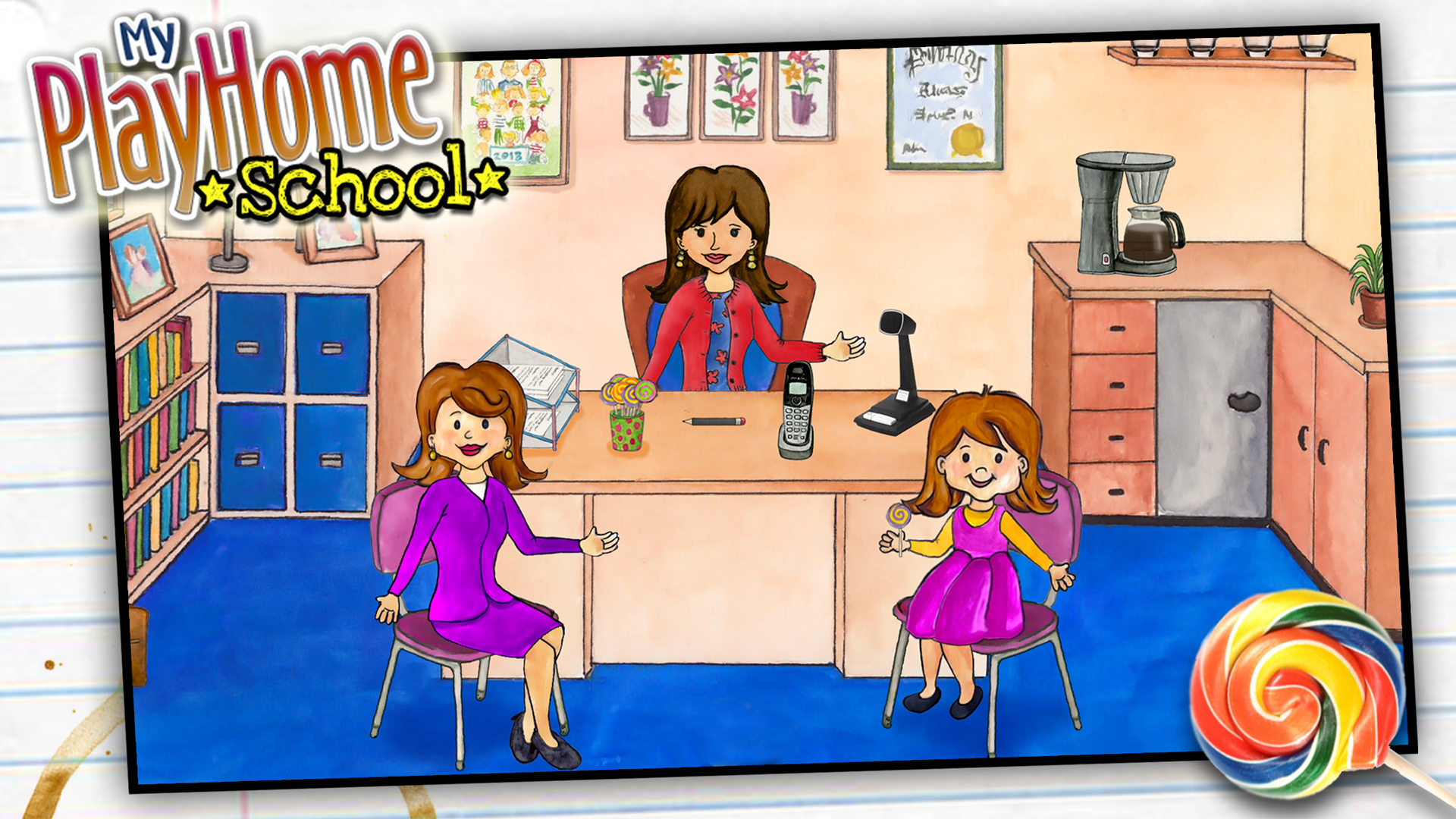 Communication on this topic: How to Play School at Home, how-to-play-school-at-home/