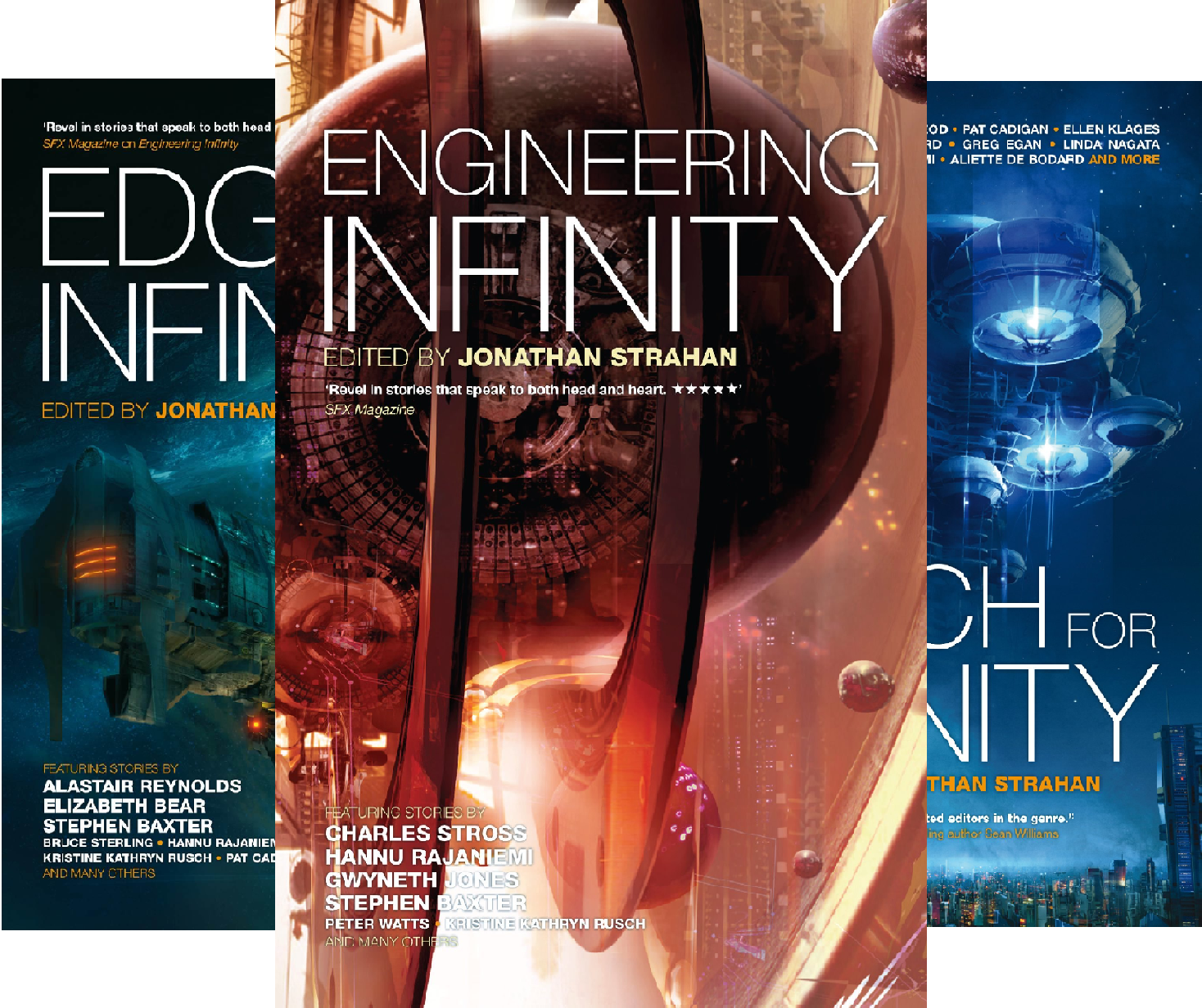 (The Infinity Project (5 Book Series))