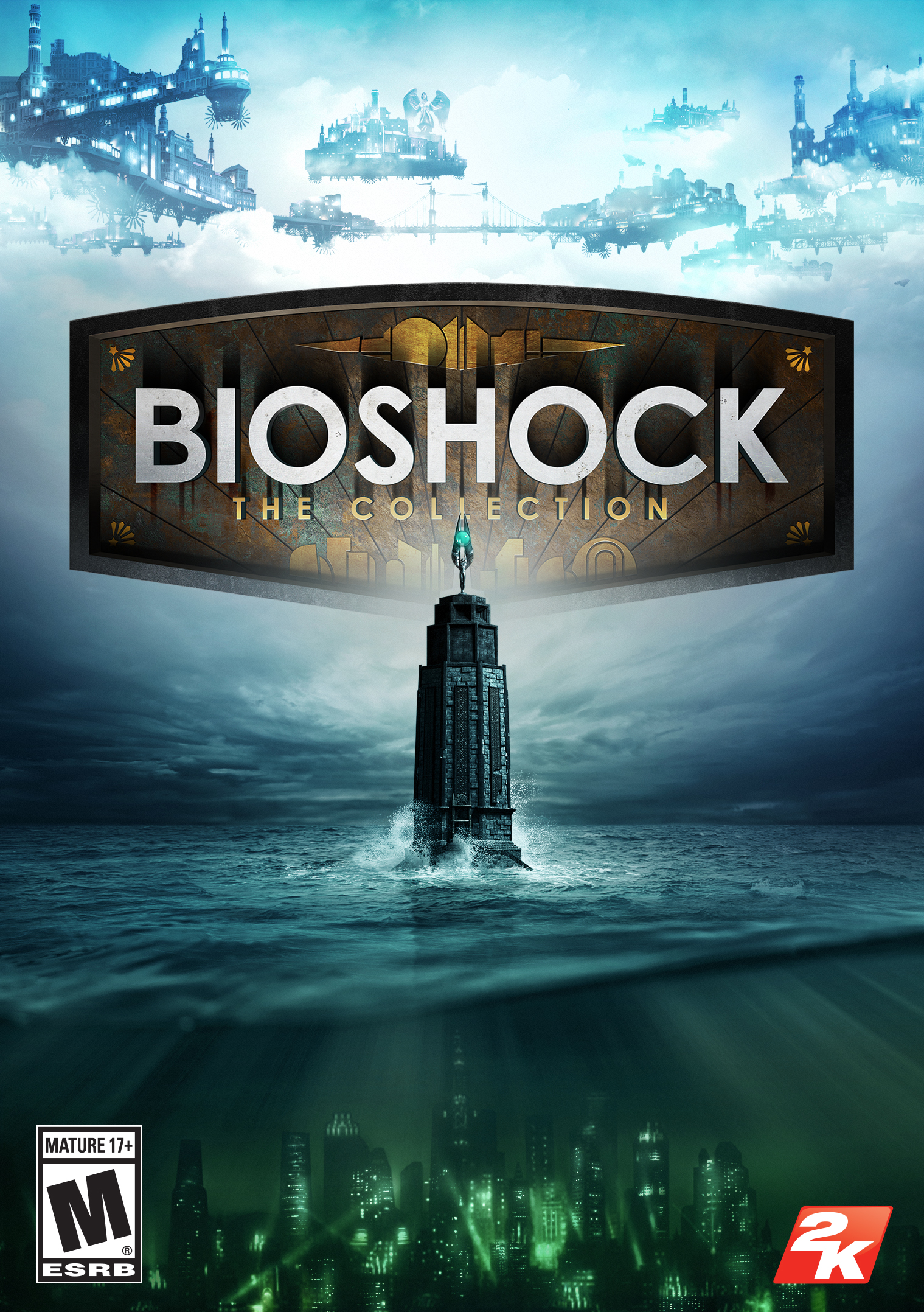 amazon com bioshock the collection playstation 4 2k games