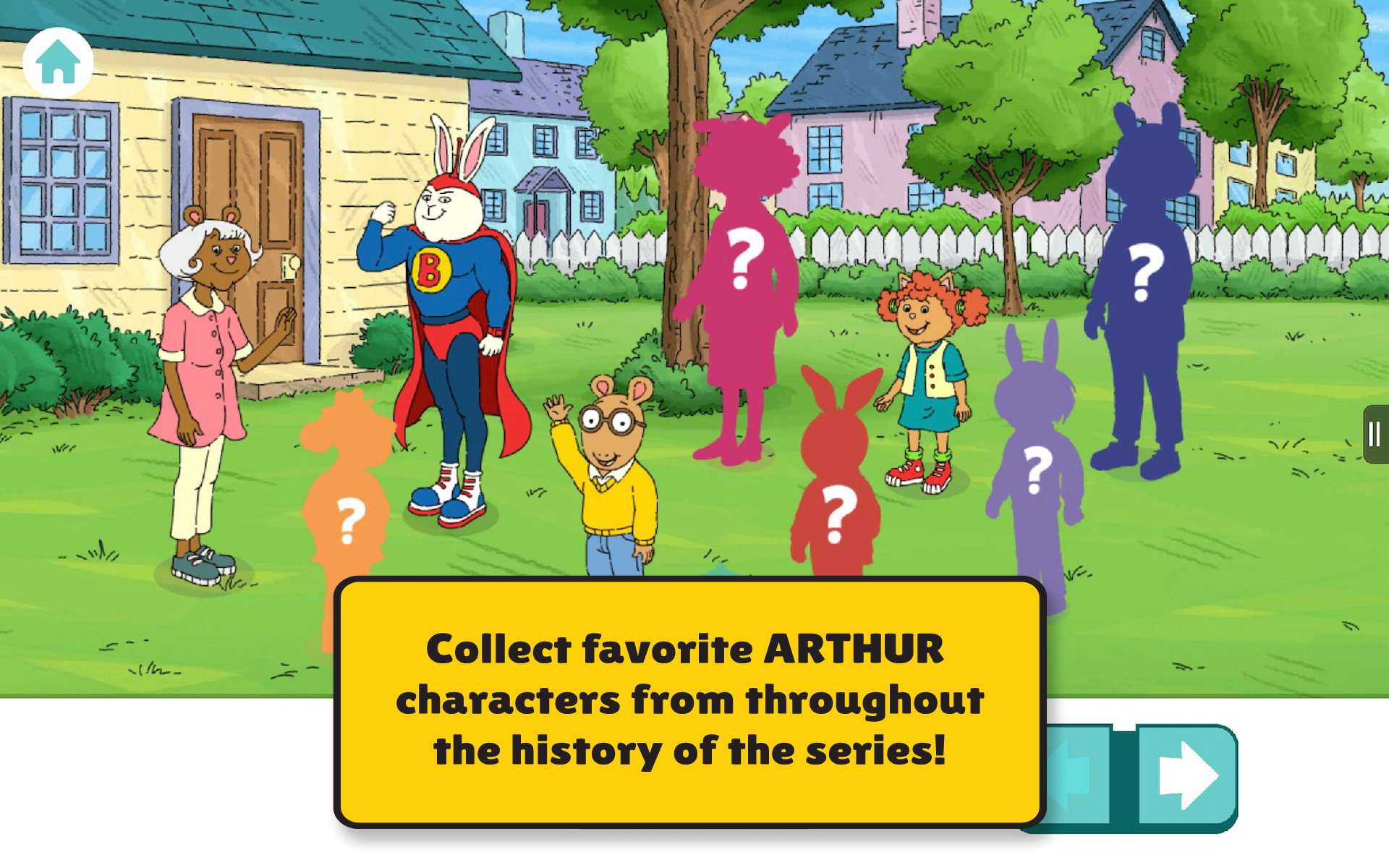 Amazon.com: Arthur's Big App: Appstore for Android