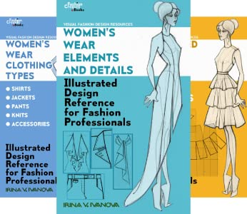 Visual Fashion Design Resources 3 Book Series Kindle Edition