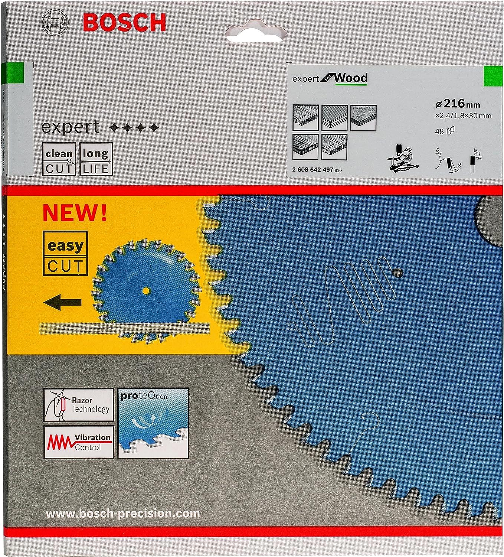 250 x 30 x 3,2 mm 40 Bosch Professional 2608642505 Kreiss/ägeblatt Expert f/ür Wood