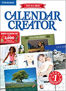 Amazon.com: Calendar Creator for Mac [Download]: Software