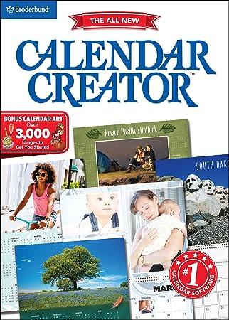 Calendar Creator for Mac [Download]