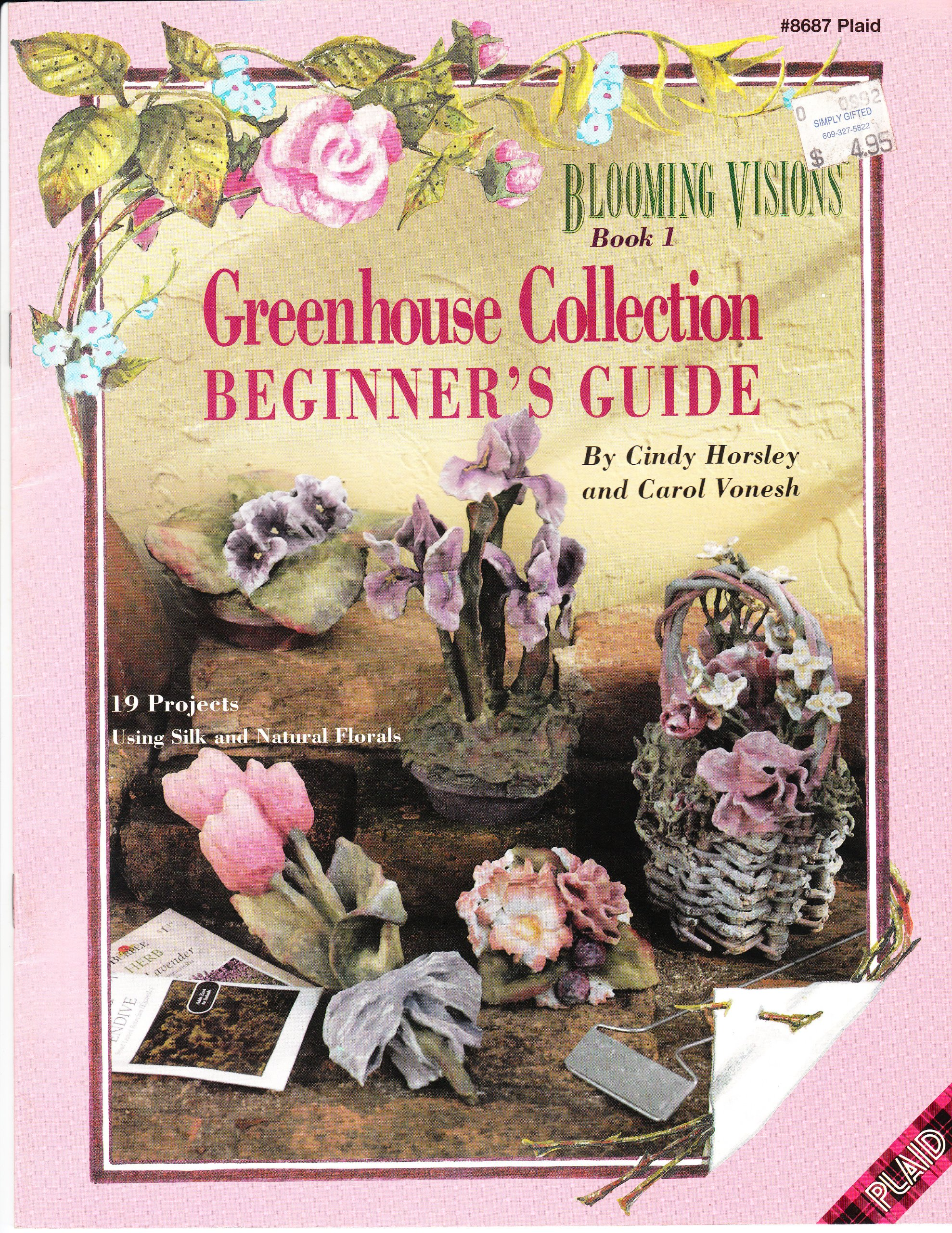 Blooming Visions Book 1: Greenhouse Collection Beginner's Guide