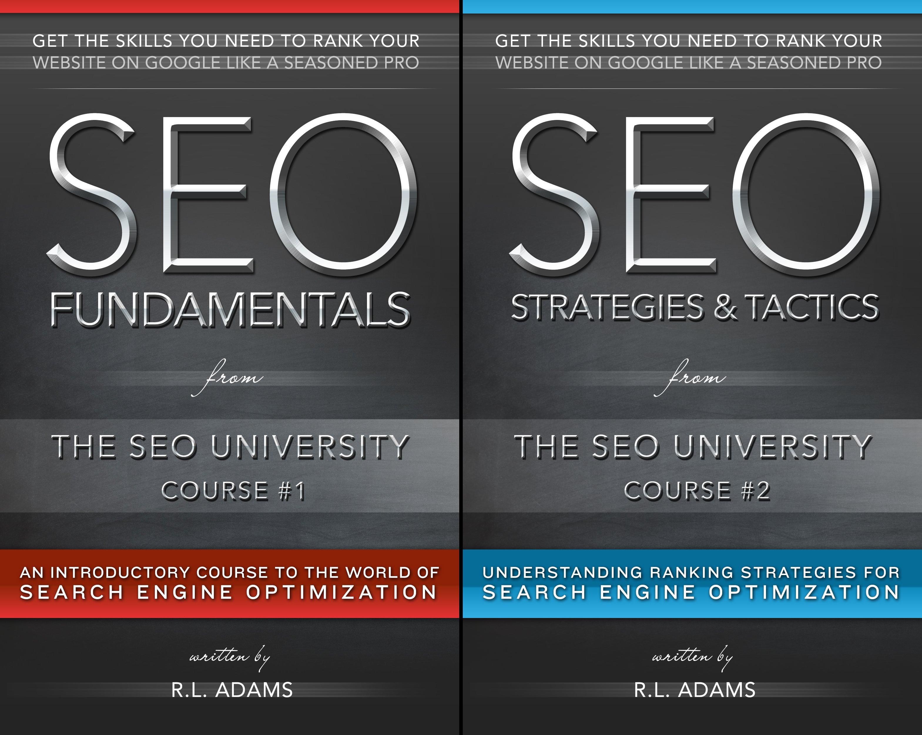 The SEO University (2 Book Series)