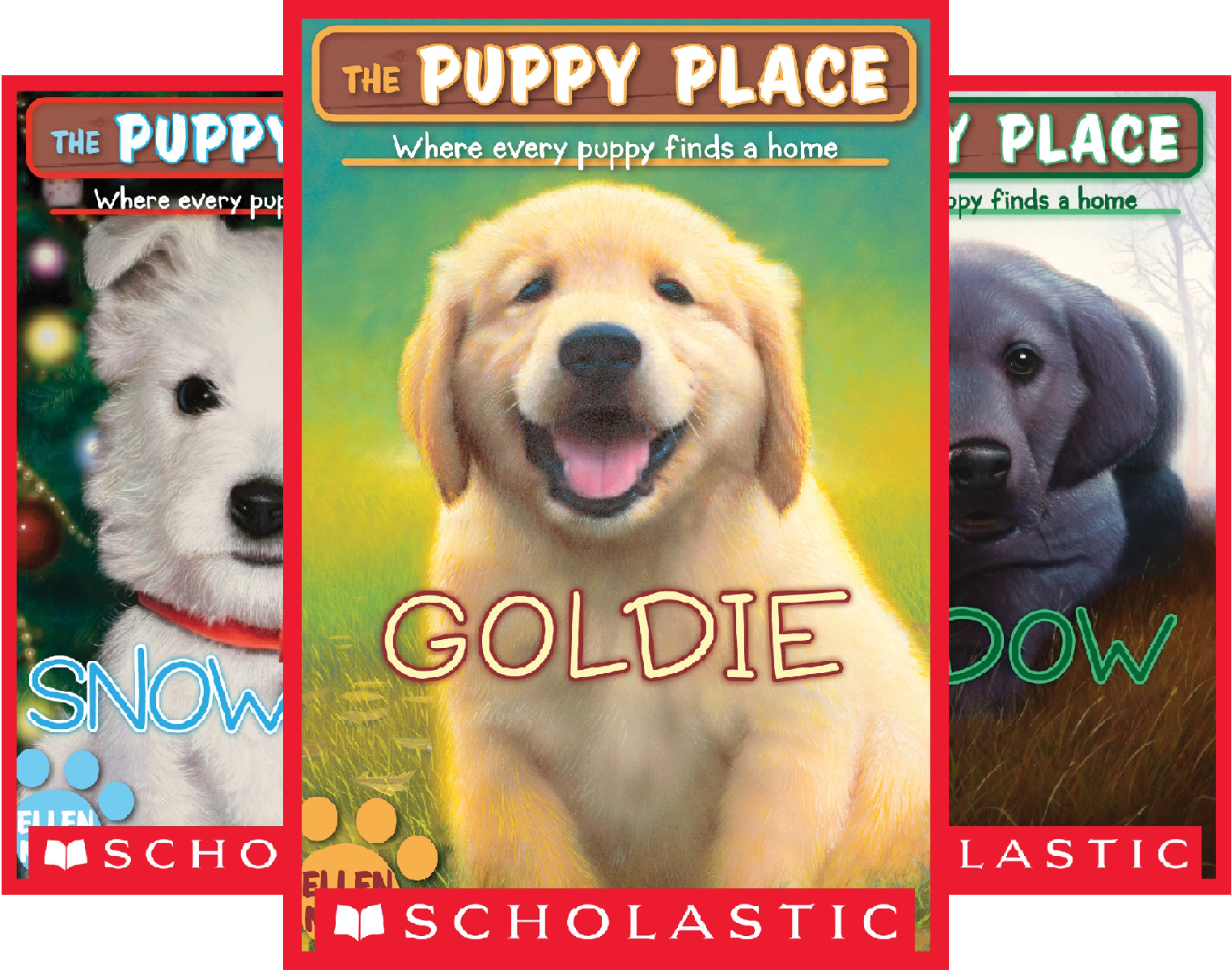 The Puppy Place Series (49 Book Series)