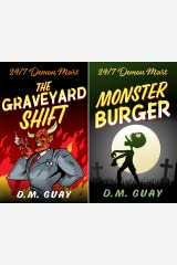 24/7 Demon Mart (2 Book Series) Kindle Edition