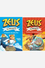 ZEUS (2 Book Series) Kindle Edition